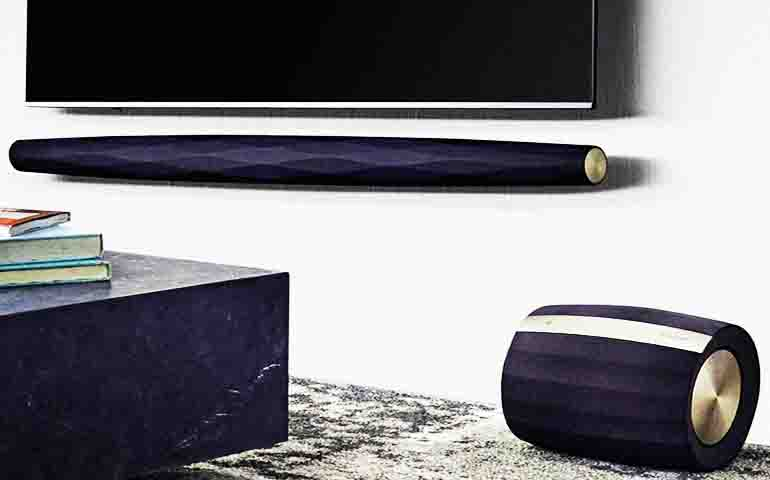 Audioanlage Bowers & Wilkins Formation Bar Design